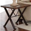 Riverside Furniture Bolero Contemporary End Table