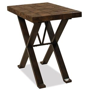 Riverside Furniture Bolero Chairside Table