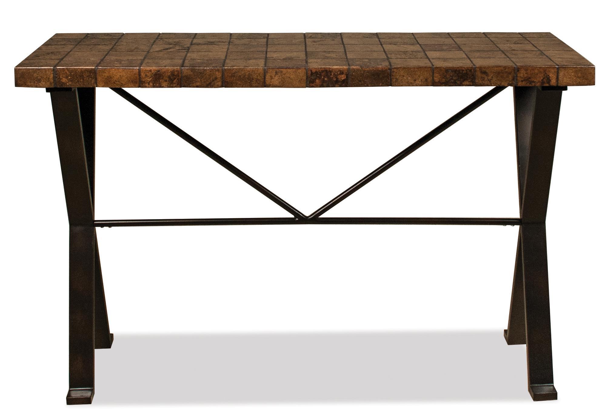Riverside Furniture Bolero Sofa Table            - Item Number: 91815