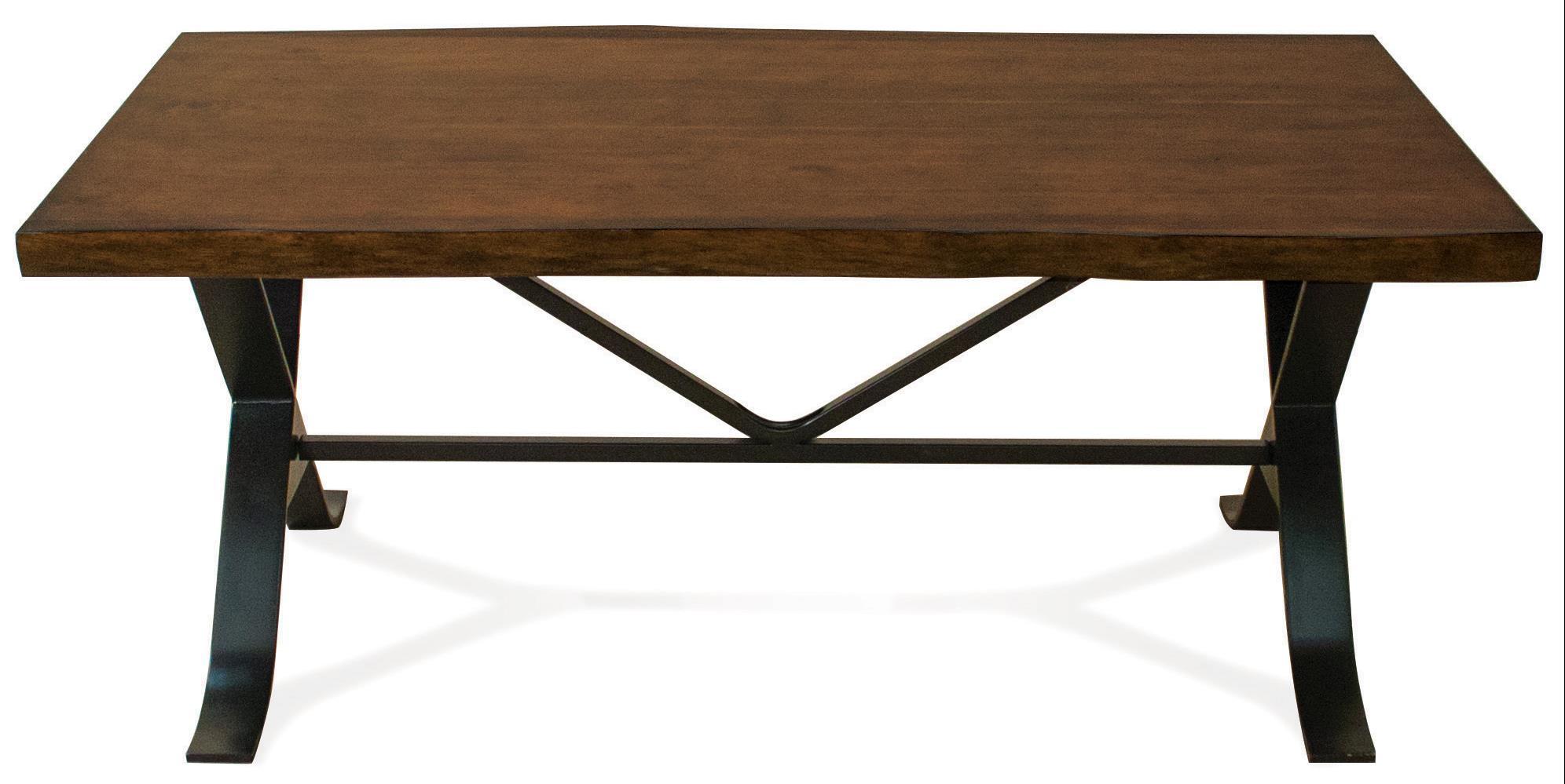 Riverside Furniture Boulder Coffee Table              - Item Number: 13902