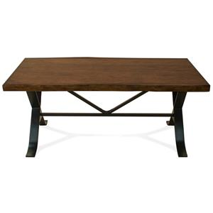 Riverside Furniture Boulder Coffee Table