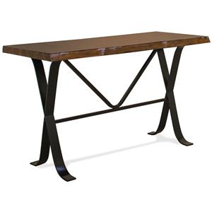 Riverside Furniture Boulder Sofa Table