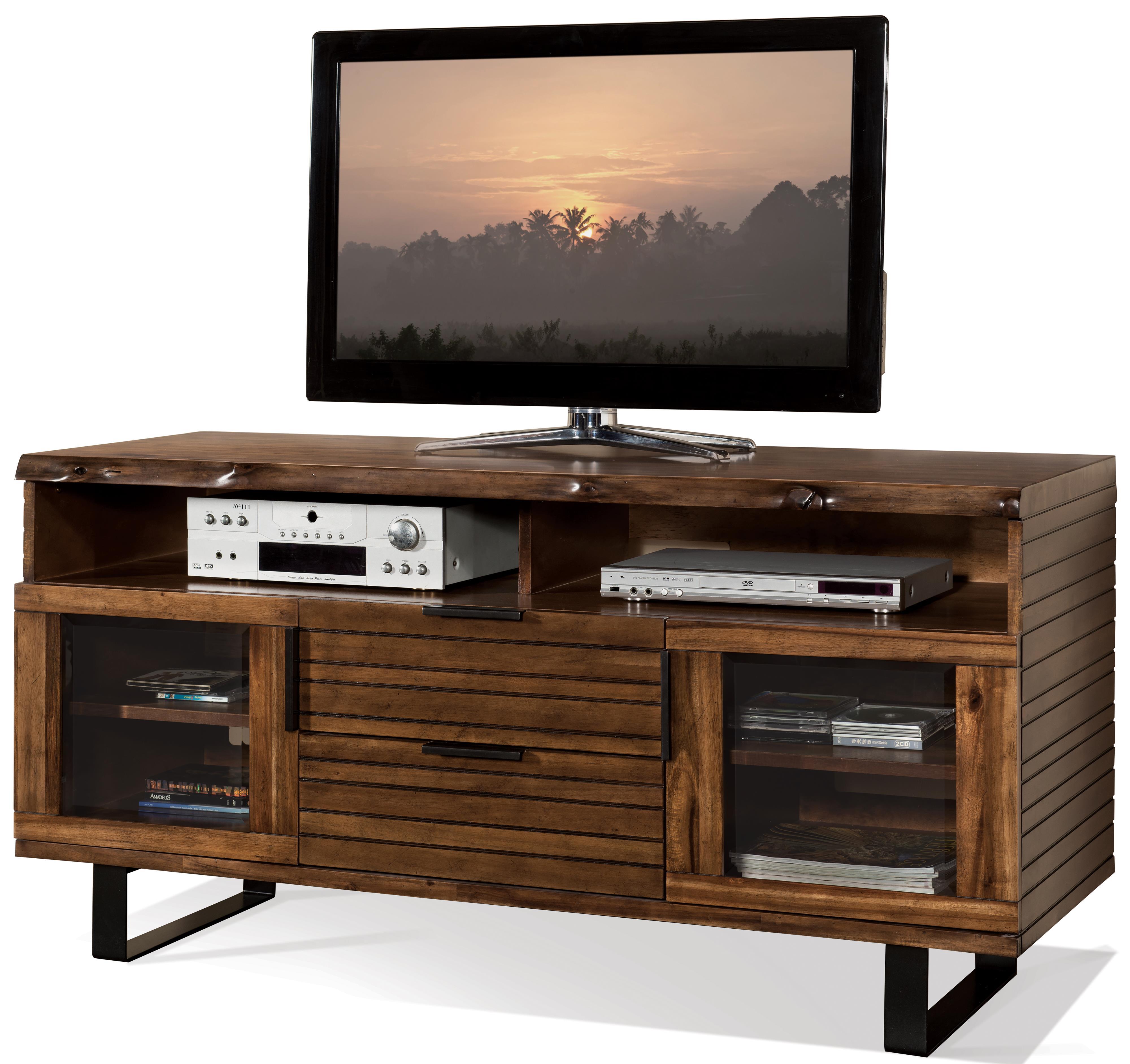 Riverside Furniture Boulder TV Console - Item Number: 13940