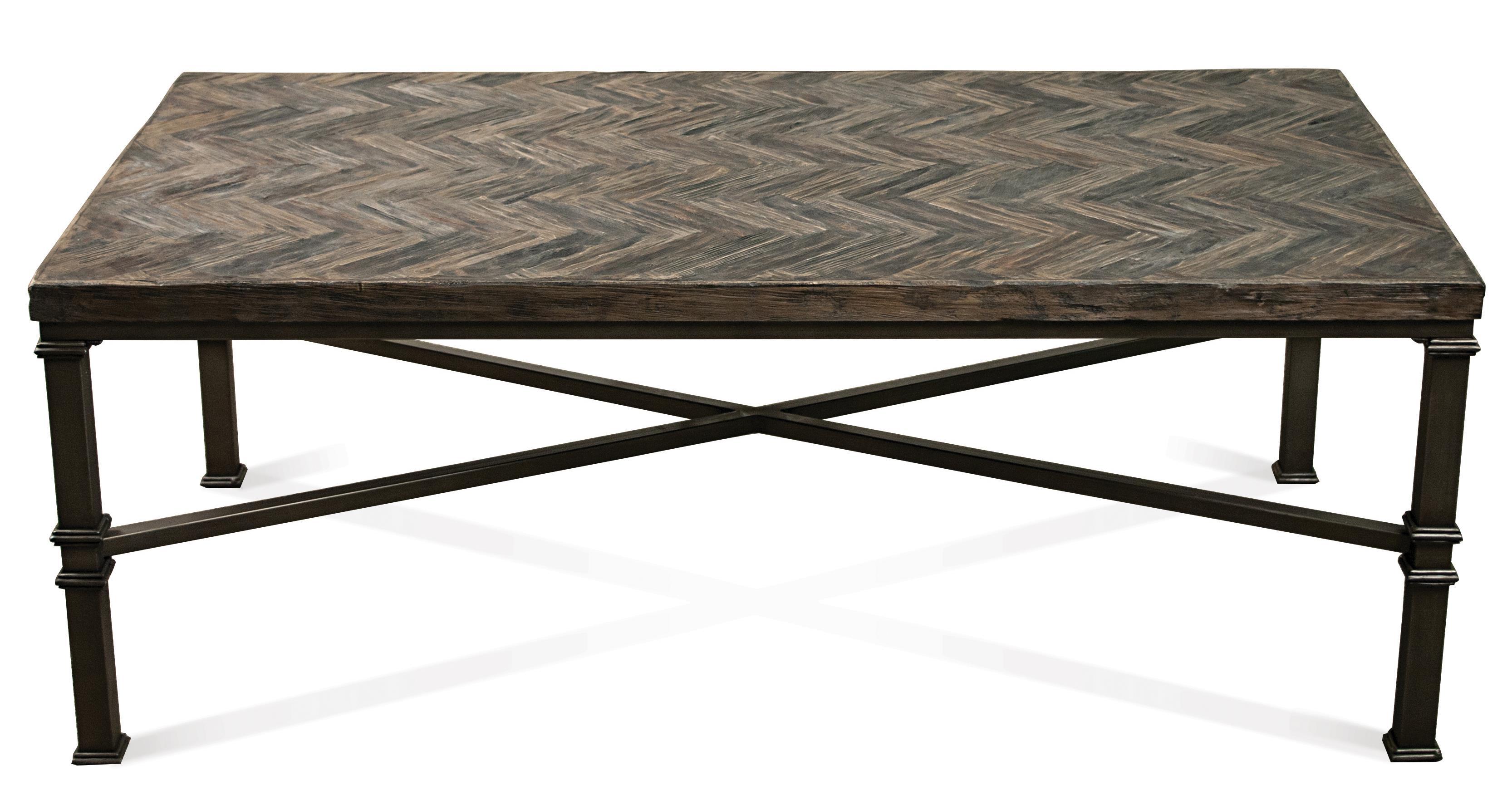 Riverside Furniture Bridlewood Coffee Table - Item Number: 22202