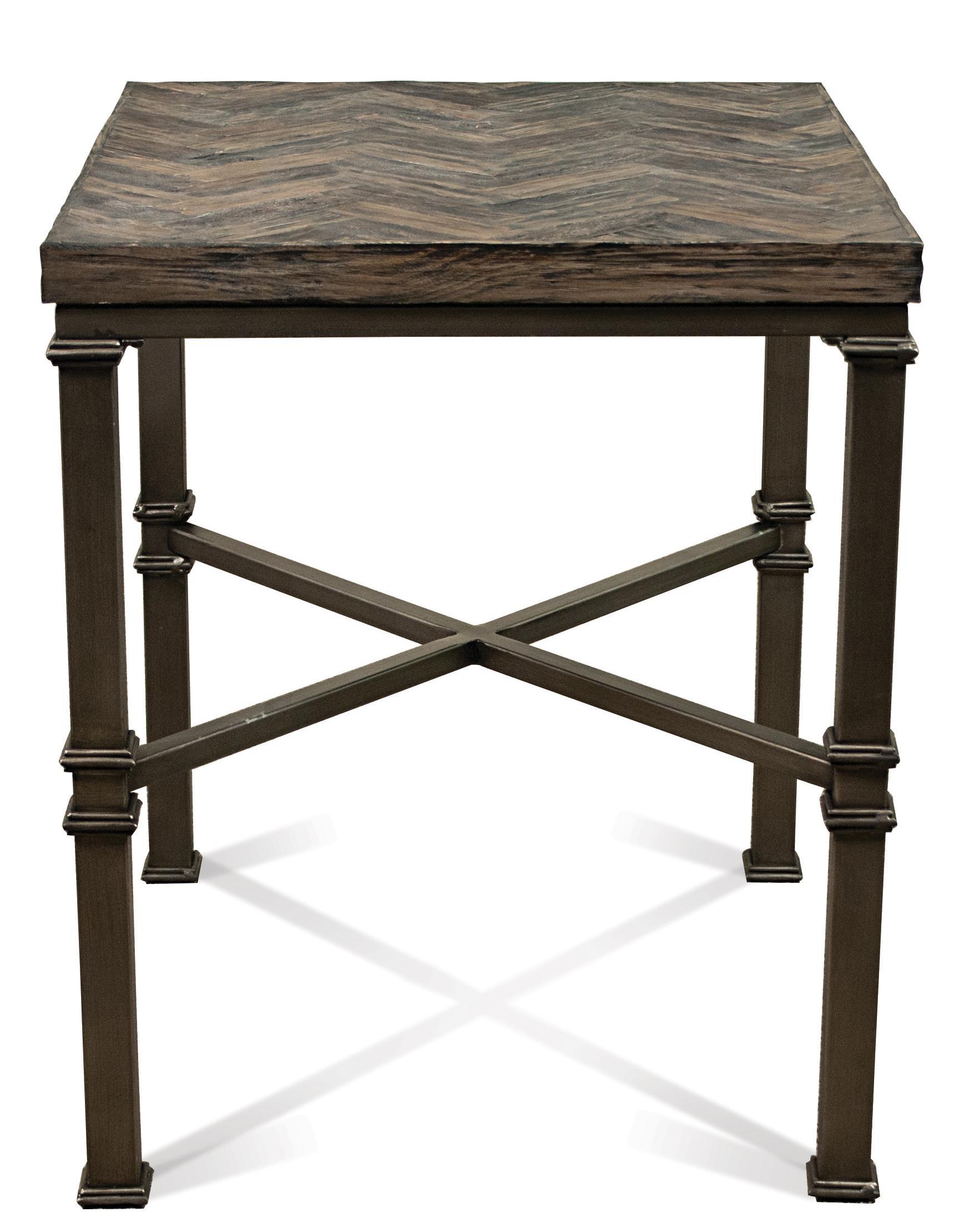 Riverside Furniture Bridlewood Side Table - Item Number: 22209