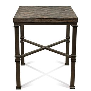 Riverside Furniture Bridlewood Side Table