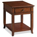 Riverside Furniture Campbell End Table - Item Number: 51709