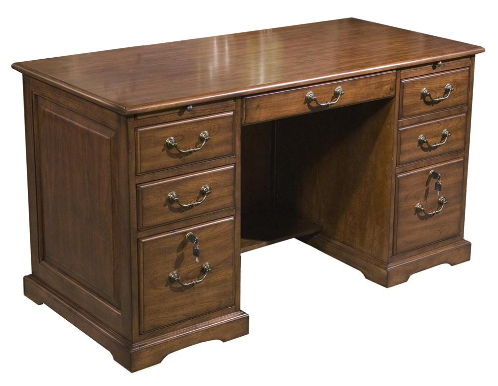 Riverside Furniture Cantata 54-Inch Flat Top Computer Desk - Item Number: 4954