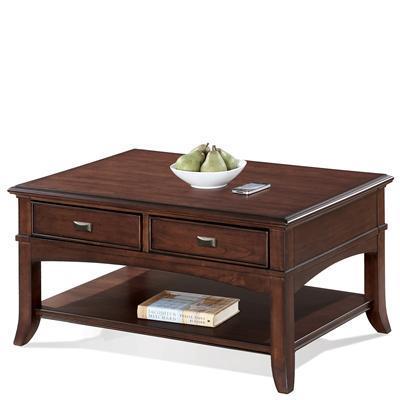 Riverside Furniture Canterbury Cocktail Table - Item Number: 65302