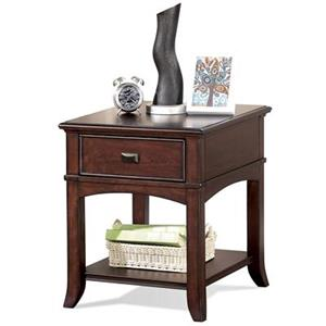 Riverside Furniture Canterbury End Table