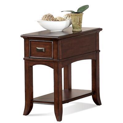 Riverside Furniture Canterbury Chairside Table - Item Number: 65312