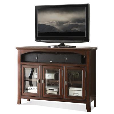 Riverside Furniture Canterbury Corner TV Console - Item Number: 65341
