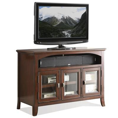 Riverside Furniture Canterbury 42-Inch TV Console - Item Number: 65342
