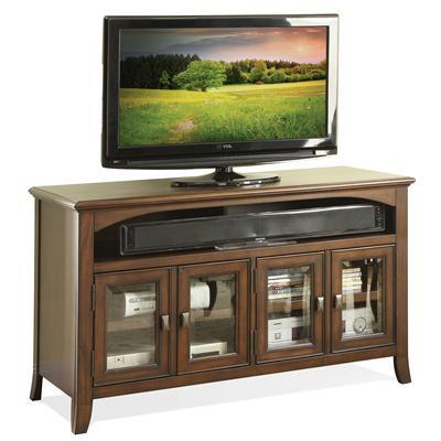 Riverside Furniture Canterbury 50-Inch TV Console - Item Number: 65344