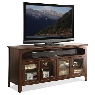 Riverside Furniture Canterbury 60-Inch TV Console - Item Number: 65345