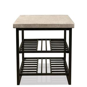 Riverside Furniture Capri End Table