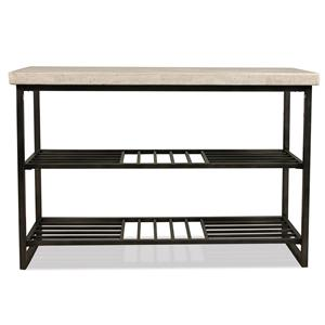 Riverside Furniture Capri Console Table
