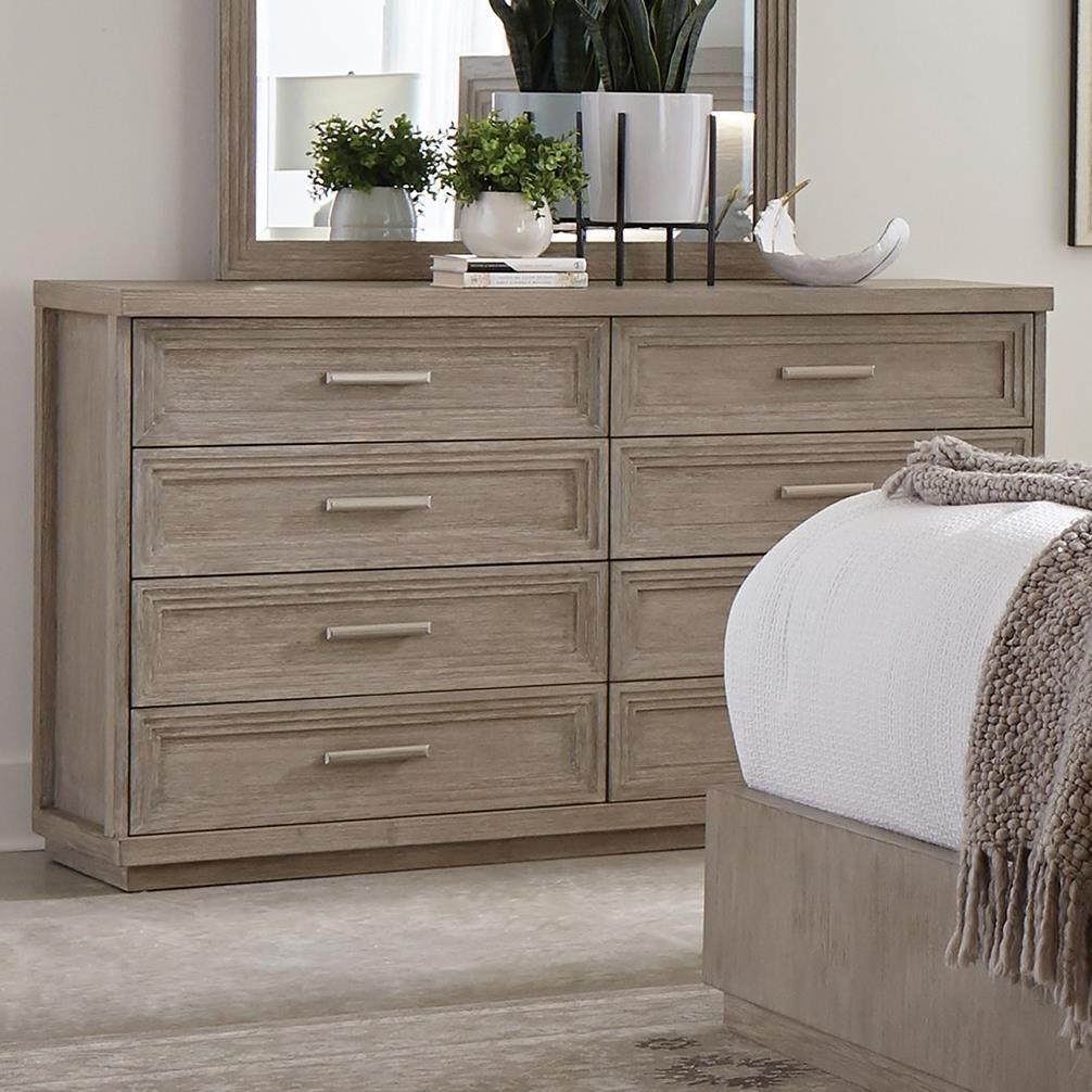 Cascade 8-Drawer Dresser by Riverside Furniture at Darvin Furniture