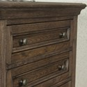 Riverside Furniture Cassidy Traditional Night Stand with USB Port