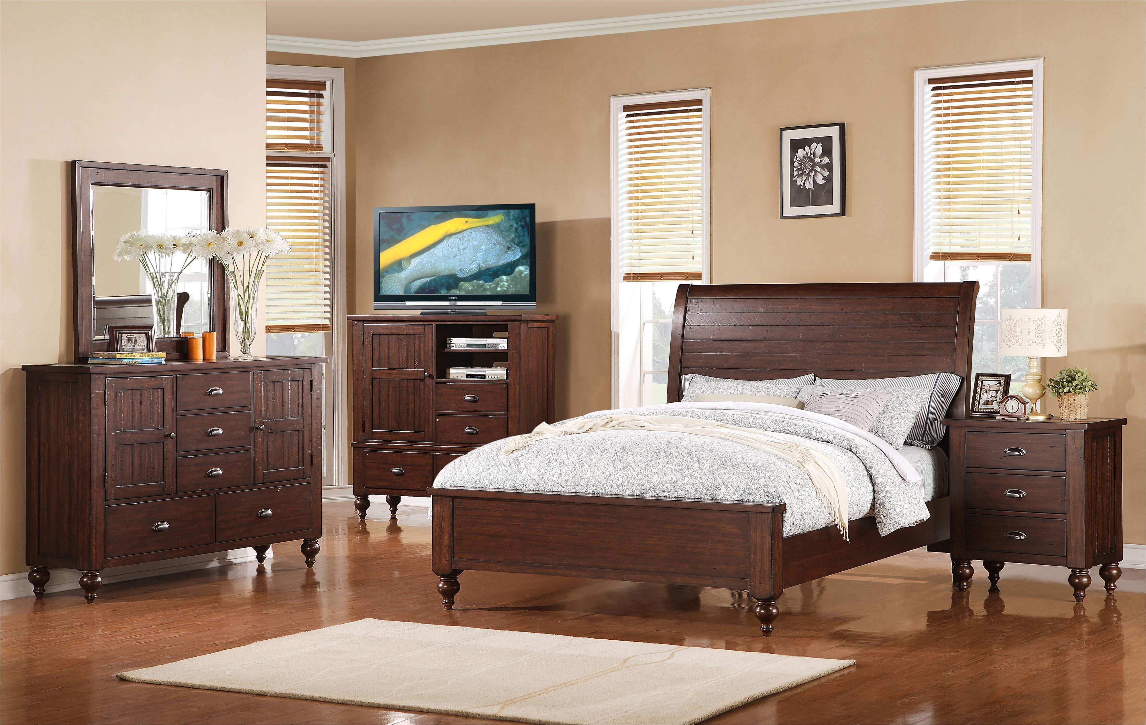 Riverside Furniture Castlewood Queen Bedroom Group - Item Number: 335 Q Bedroom Group 1