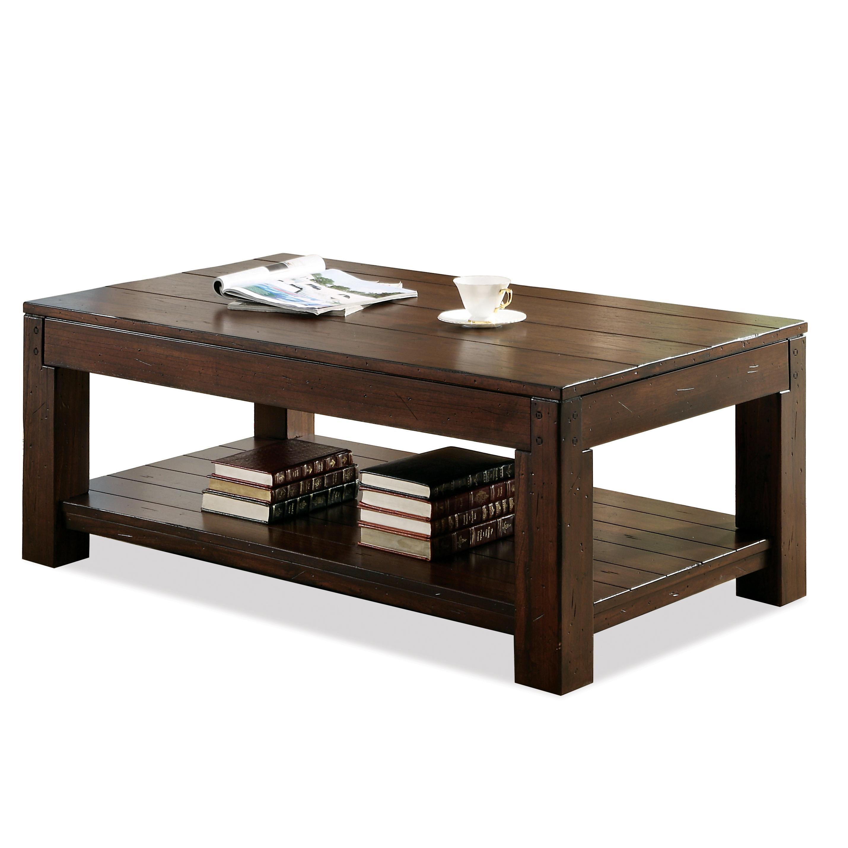 Riverside Furniture Castlewood Coffee Table - Item Number: 335-02