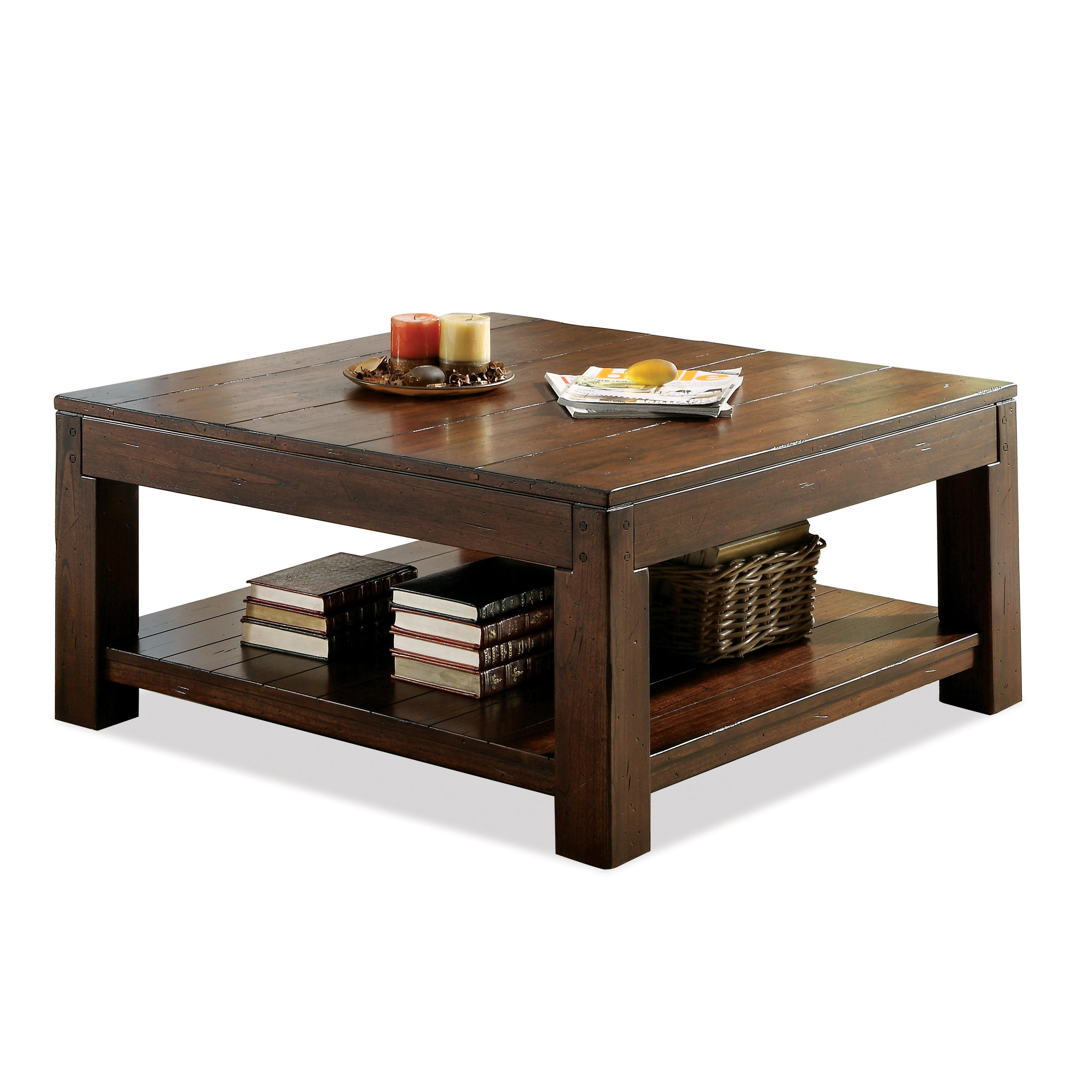 Riverside Furniture Castlewood Coffee Table Item Number 335 03