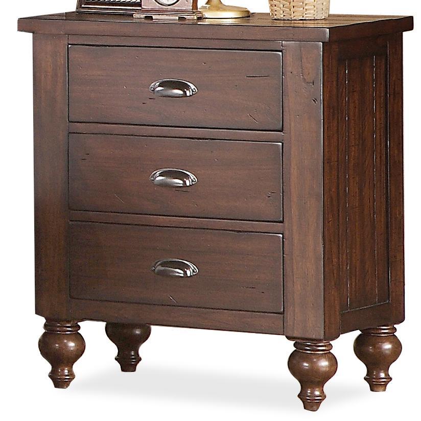Riverside Furniture Castlewood Night Stand - Item Number: 335-68