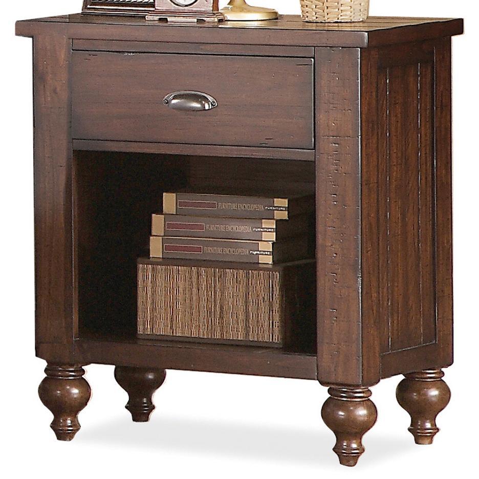 Riverside Furniture Castlewood Night Stand - Item Number: 335-69