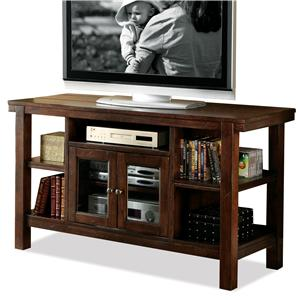 Riverside Furniture Castlewood Console