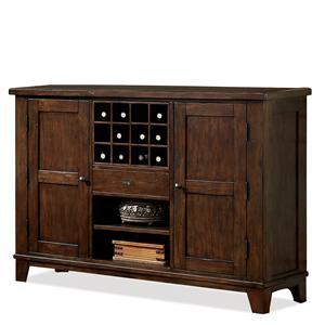 Riverside Furniture Castlewood Dining Server