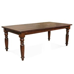 Riverside Furniture Castlewood Dining Table