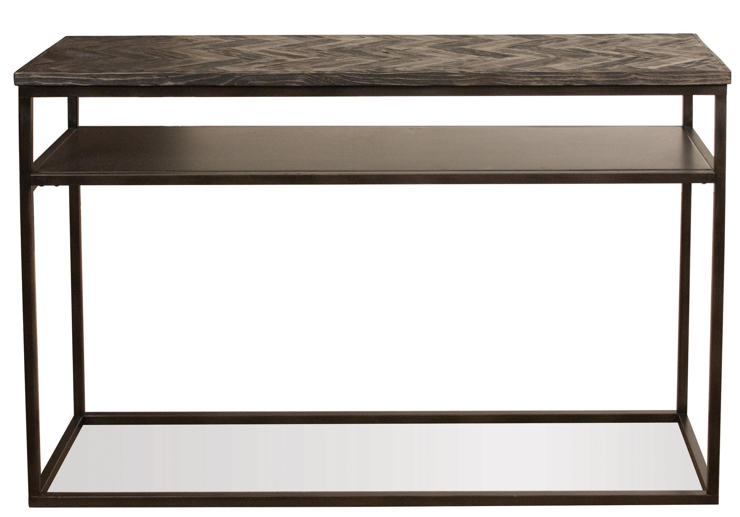 Riverside Furniture Chevron Sofa Table - Item Number: 73115