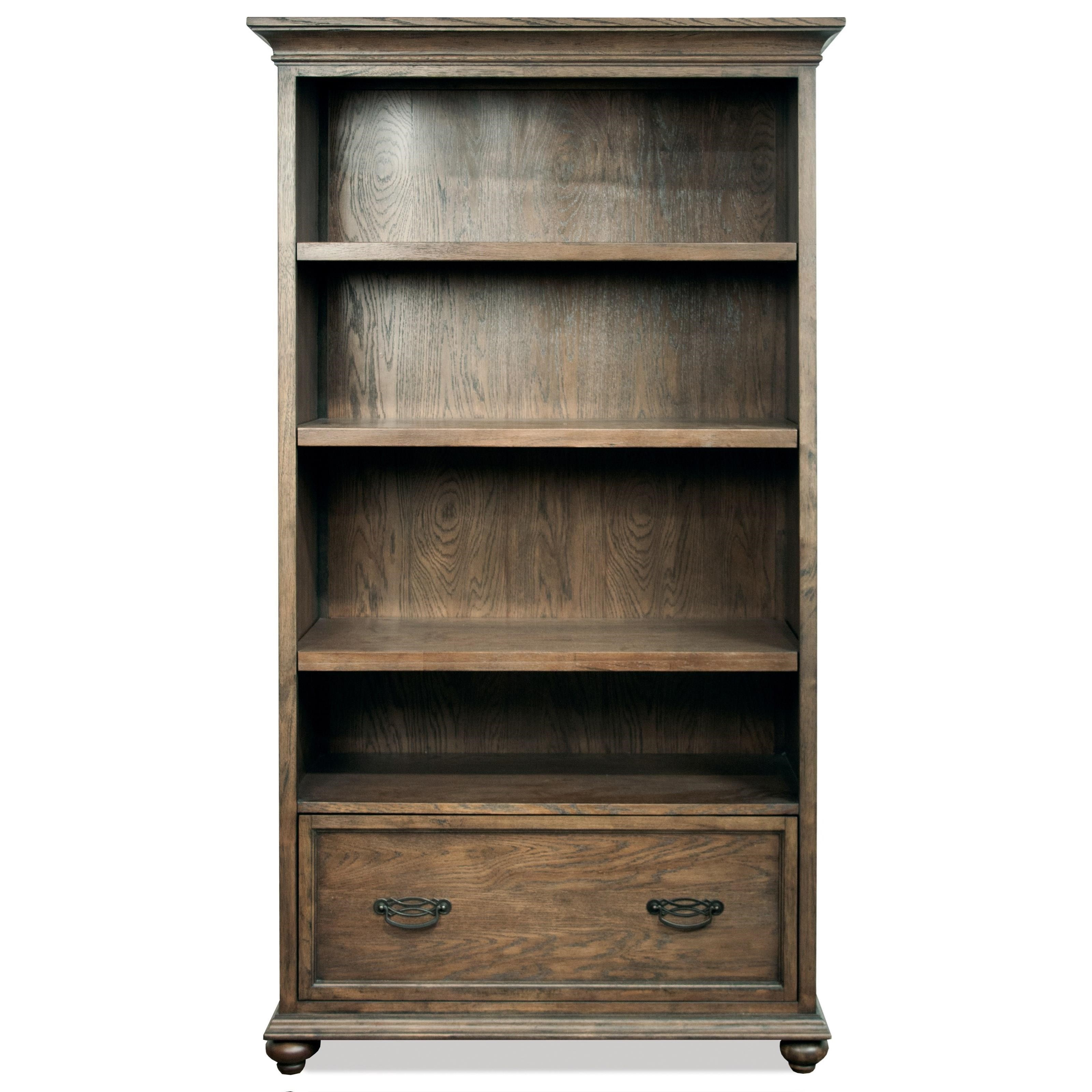 Riverside Furniture Cordero Bookcase - Item Number: 15637