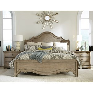 Riverside Furniture Corinne Queen Bedroom Group 2