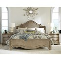 Riverside Furniture Corinne California King Bedroom Group 2 - Item Number: 215 CK Bedroom Group 2
