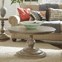 Riverside Furniture Corinne Round Coffee Table
