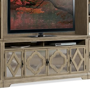 Riverside Furniture Corinne Entertainment Console