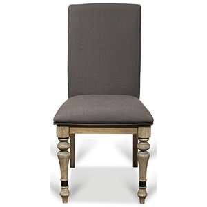 Riverside Furniture Corinne Upholstered Side Chair