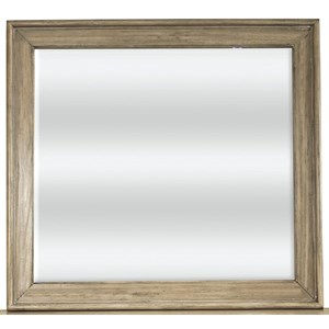 Riverside Furniture Corinne Landscape Mirror