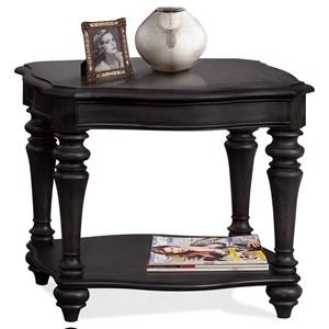 Riverside Furniture Corinne End Table