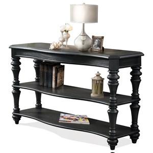 Riverside Furniture Corinne Console Table