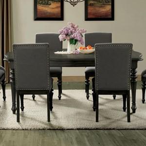 Riverside Furniture Corinne Rectangular Dining Table