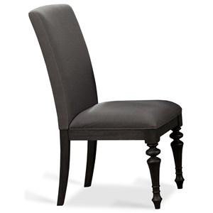 Riverside Furniture Corinne Upholstered Side Chair