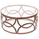 Riverside Furniture Cosmo Coffee Table - Item Number: 31102+4