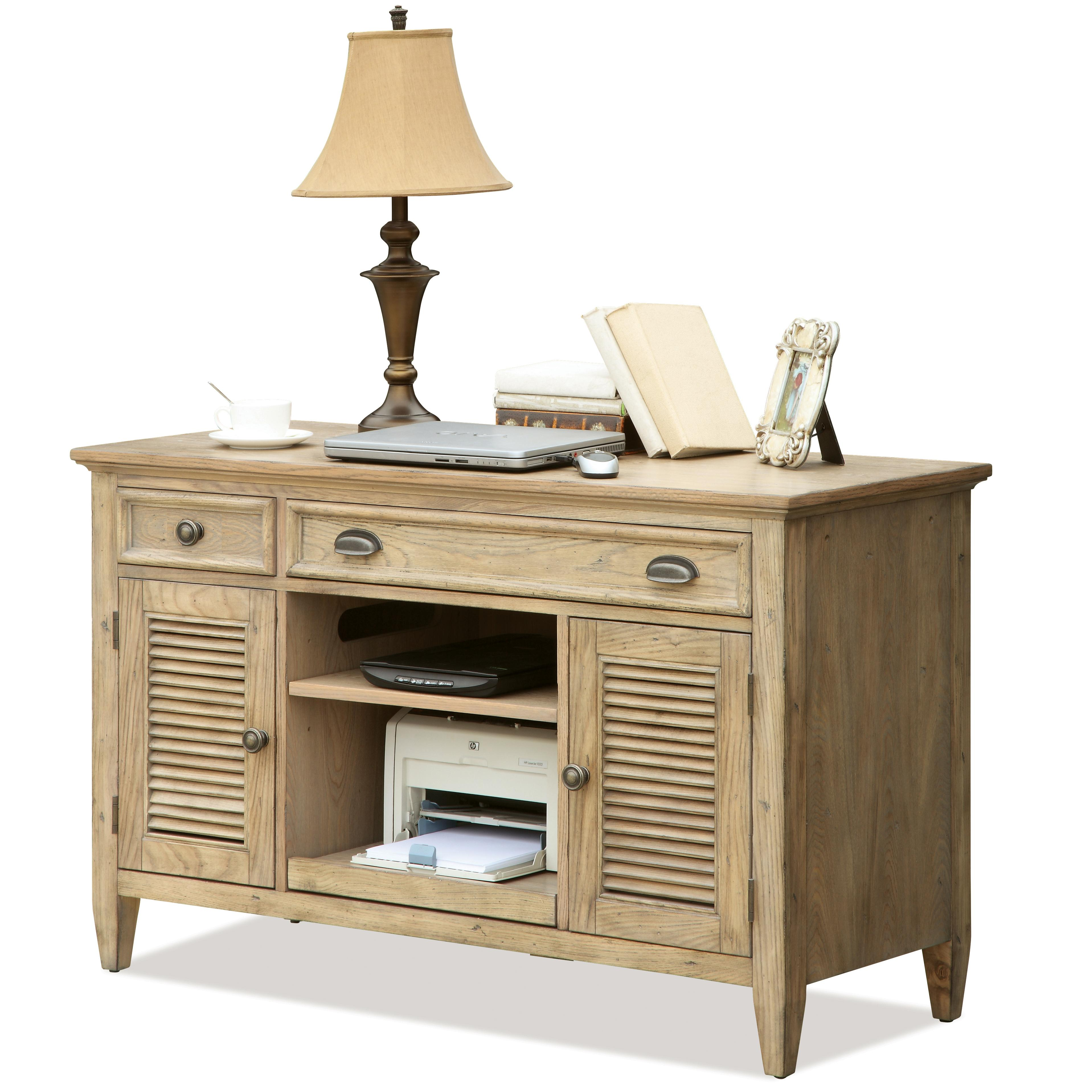 Riverside Furniture Coventry Credenza Desk - Item Number: 32423