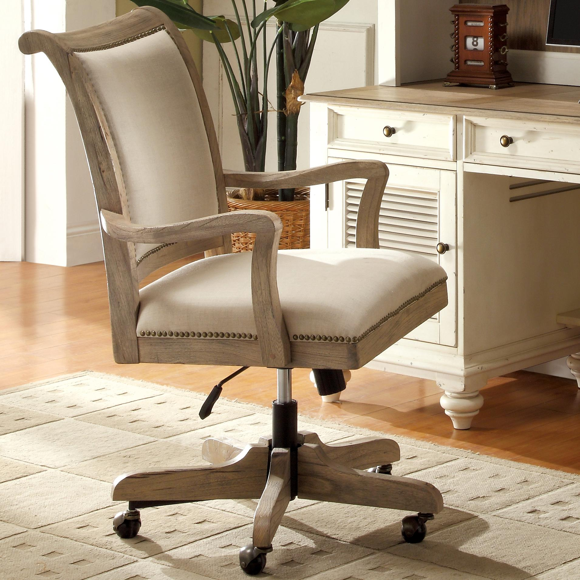 Riverside Furniture Coventry Adjustable Desk Chair Johnny Janosik Office Task Chair