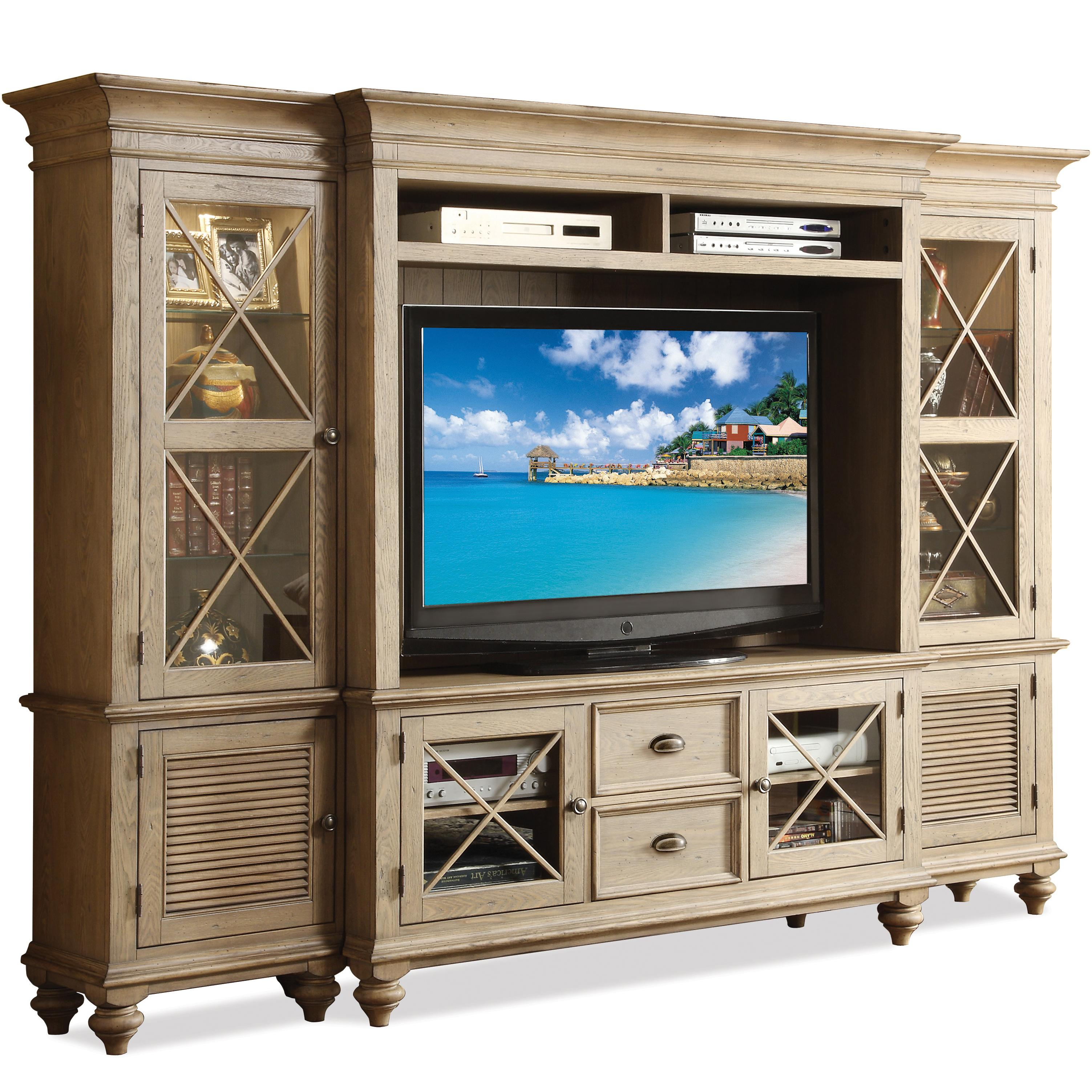 Riverside Furniture Coventry Wall System - Item Number: 32440+42+48+49