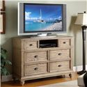 Riverside Furniture Coventry 6 Drawer Entertainment Chest