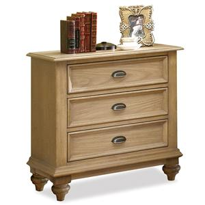 Riverside Furniture Coventry 3-Drawer Night Stand