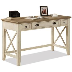 Riverside Furniture Coventry Two Tone Writing Desk